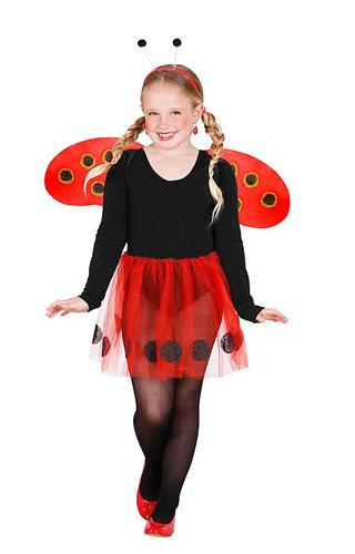 Marienkäfer Kostüm Kinder