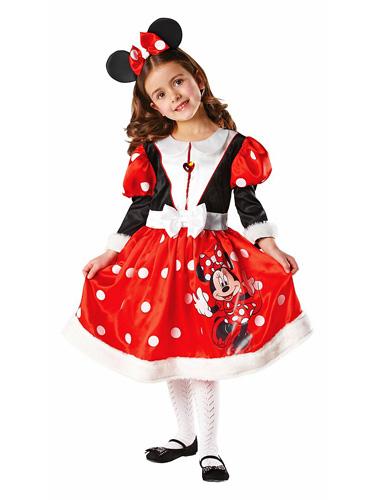 Mickey Minnie Mouse Kostüm Kinder