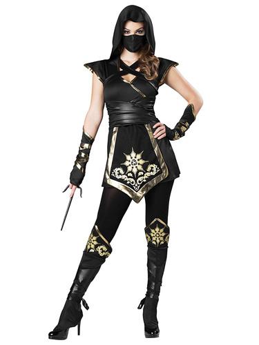 Ninja Kostüm Damen