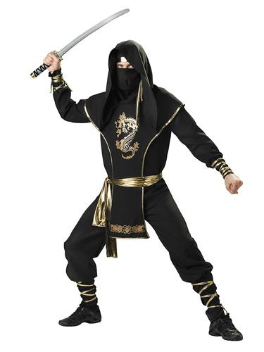 Ninja Kostüm Herren