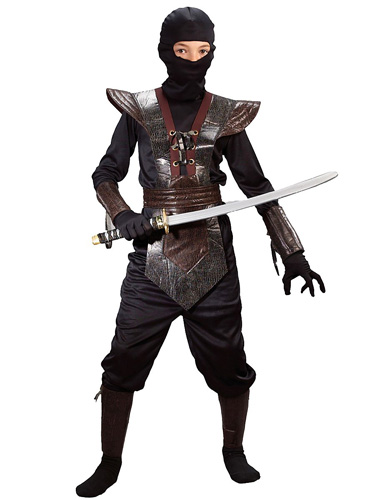 Ninja Kostüm Kinder