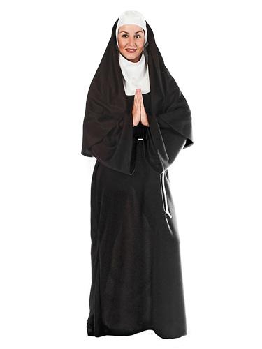 Nonnenkostüm Damen