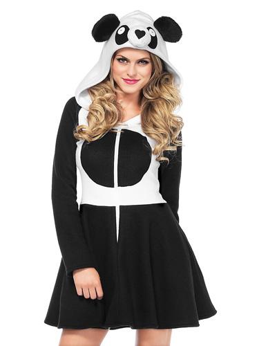 Panda Kostüm Damen