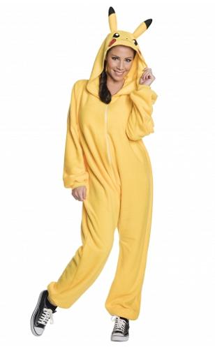 Pikachu Kostüm Für Kinder Damen Und Herren Kostuemkoloss De