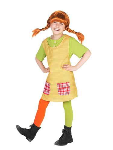 Pippi Langstrumpf Kostüm Für Erwachsene Damen Kinder