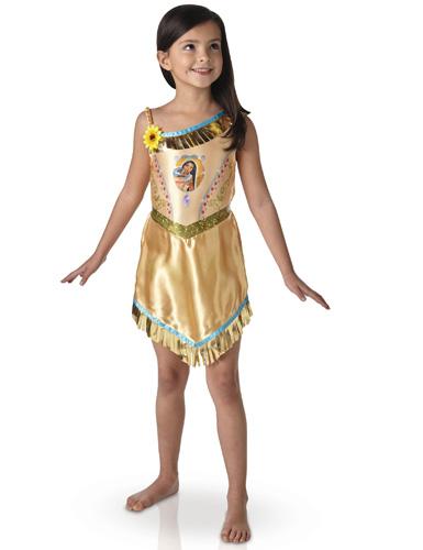 Pocahontas Kostüm Kinder