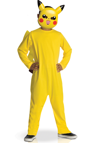 Pokémon Kostüm Kinder Pikachu
