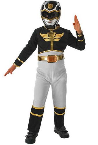 Power Ranger Kostüm Kinder