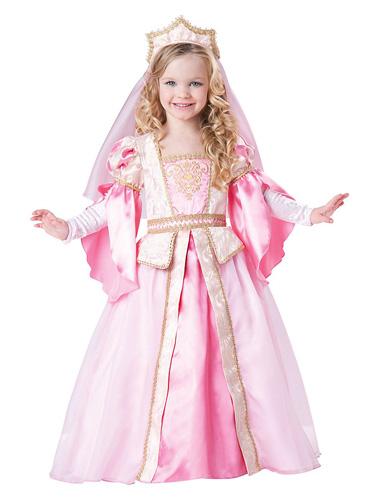 Prinzessin Kleid Kostüm Kind