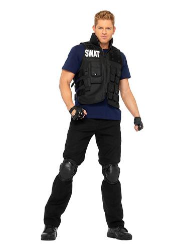 SWAT Kostüm Herren