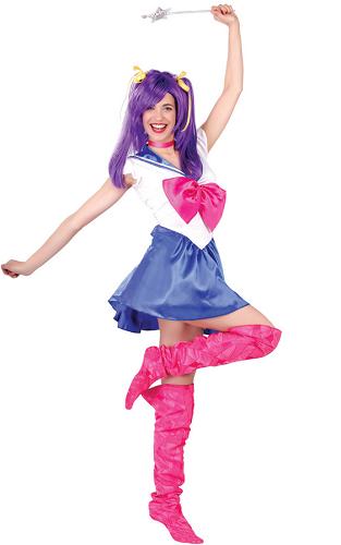 Sailor Moon Verkleidung für Damen