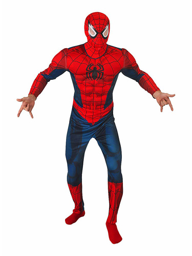 Spiderman Kostüm Herren