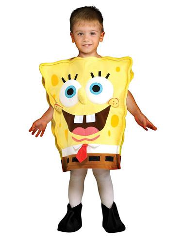 Spongebob Kostüm Kinder