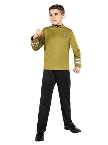 Star Trek Kostüm Kinder Captain Kirk