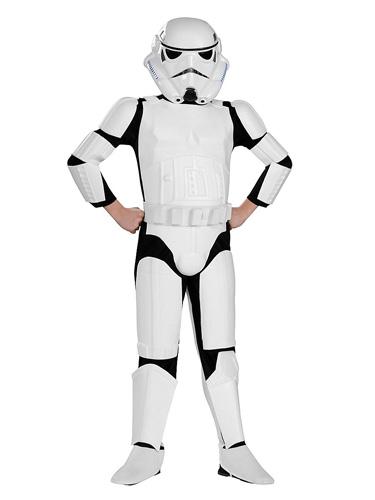 Stromtrooper Kostüm Kinder