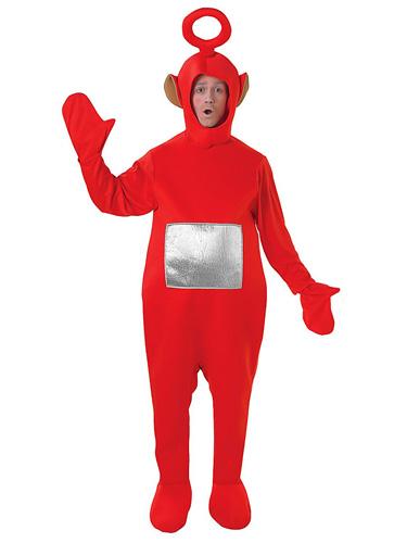 Teletubbies Kostüm Po