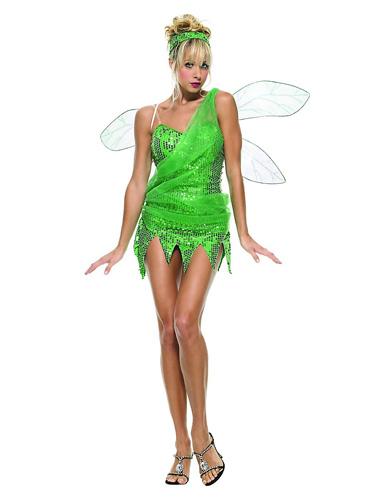 Tinkerbell Kostüm Damen