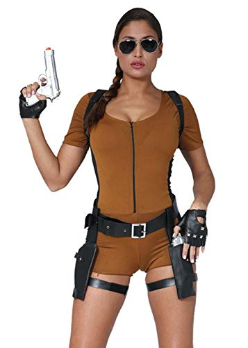 Lara Croft Kostüm Tomb Raider Kostüm Für Damen Kostuemkolossde