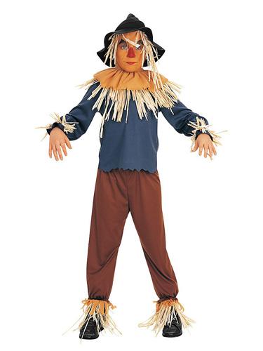 Vogelscheuche Kostüm Kinder