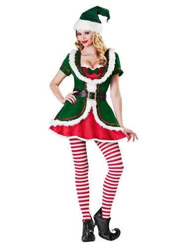 Weihnachtskostüm Damen