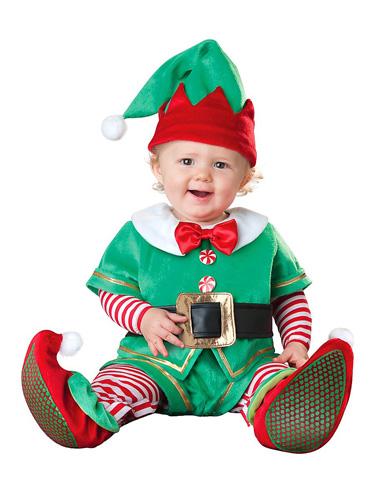 Weihnachtskostüme Babys