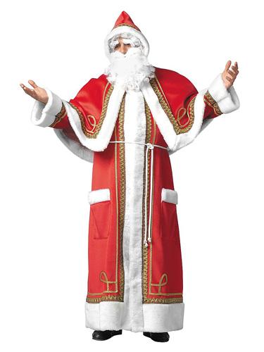 Weihnachtsmann Kostüm Herren
