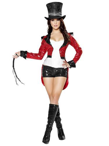 Zirkuskostüm Dompteurin