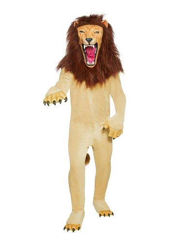 Zirkuskostüm Löwe