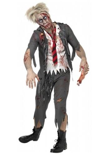 Zombie Kostüm Herren