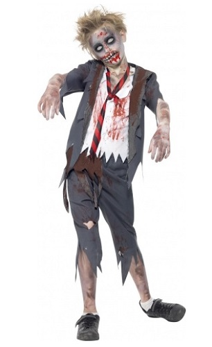 Zombie Kostum Fur Kinder Damen Herren Kostuemkoloss De