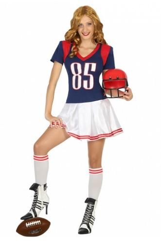American Football Kostüm Damen