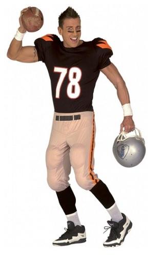 American Football Kostüm Herren