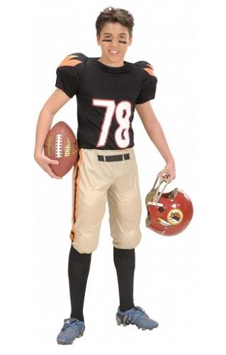 American Football Kostüm Kinder