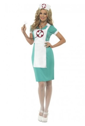 Arzt Kostüm Damen