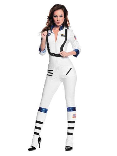 Astronauten Astronautinnen Kostüm für Damen