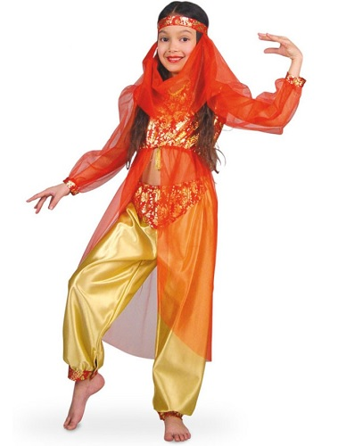 Bollywood Kostüm Kinder