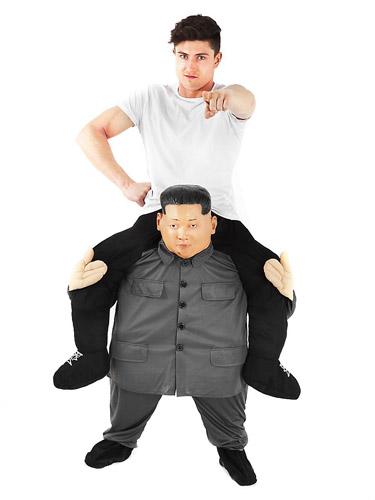 Carry Me Kostüm Erwachsene Kim Yong Un