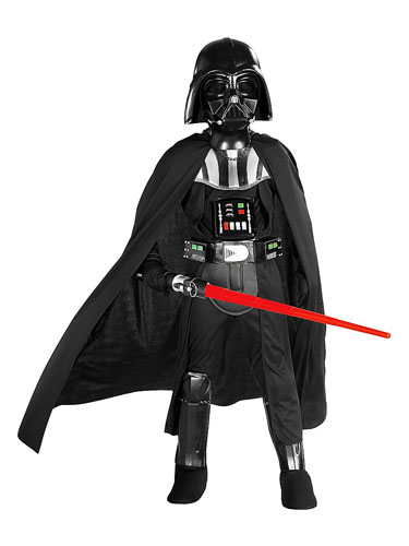Darth Vader Kostüm Kinder