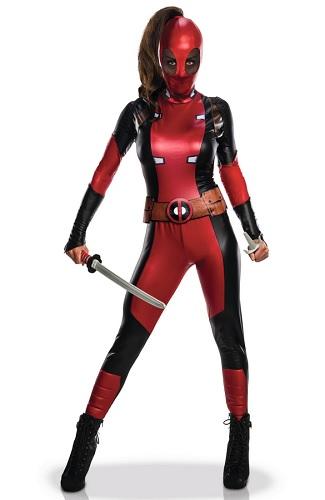 Deadpool Kostüm Damen