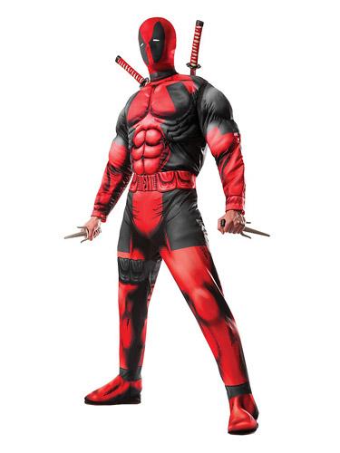 Deadpool Kostüm Herren