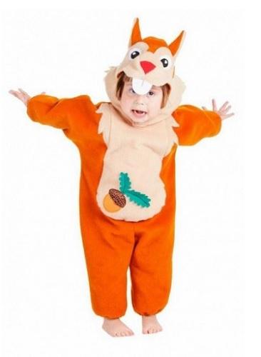 Eichhörnchen Kostüm Kinder
