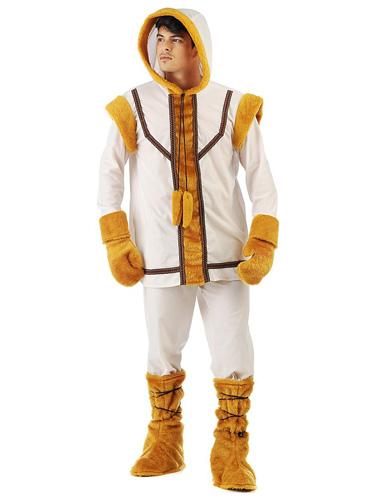 Eskimo Kostüm Herren