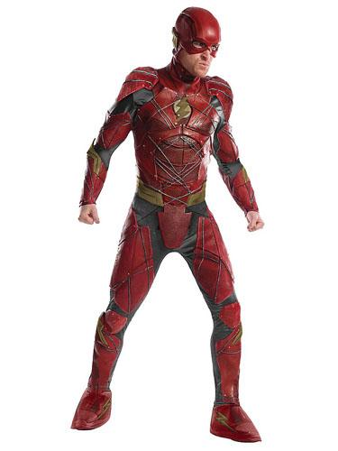 Flash Kostüm Herren