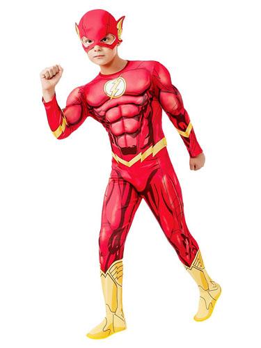 Flash Kostüm Kinder