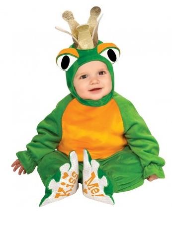 Froschkönig Kostüm Kinder