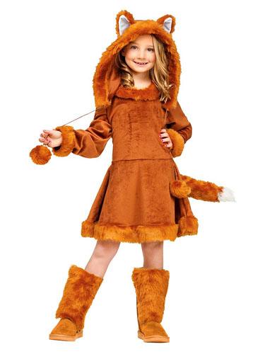Fuchs Kostüm Kinder