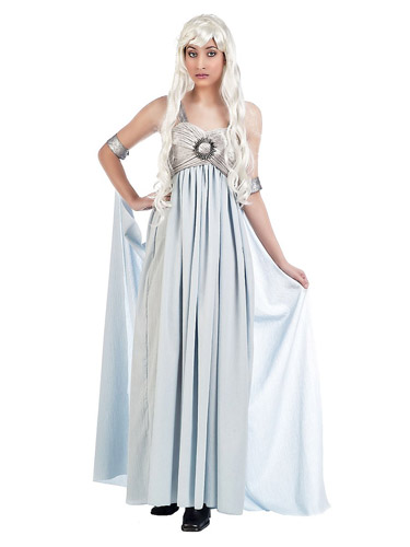 Game of Thrones Kostüm Damen Daenerys Targaryen