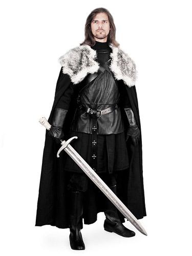 Game of Thrones Kostüm Jon Snow Herren