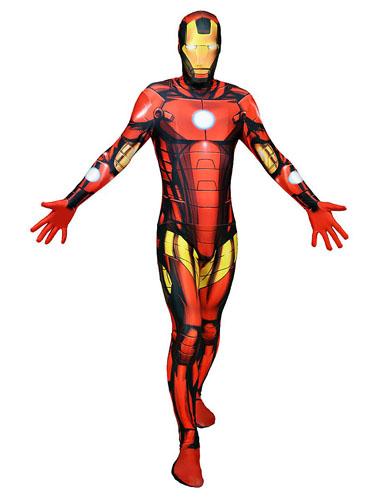 Ganzkörperkostüm Iron Man