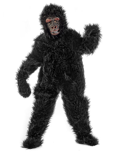 Gorilla Kostüm Kinder